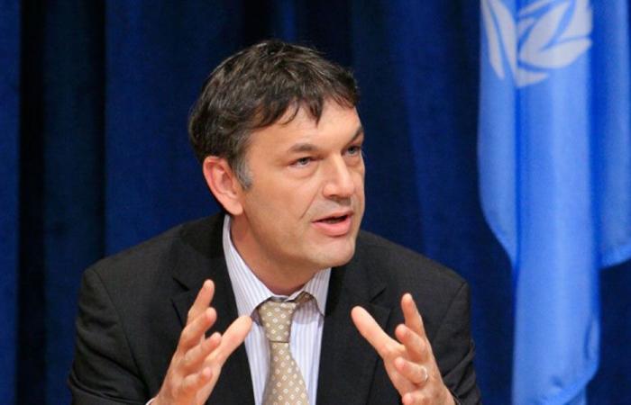 لازاريني التقى جبق: مستمرون بدعمالنظام الصحي اللبناني