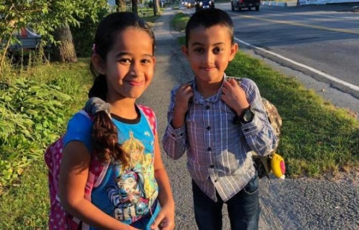 سوريا   جديد مأساة أسرة سورية فقدت 7 من أبنائها محترقين بكندا