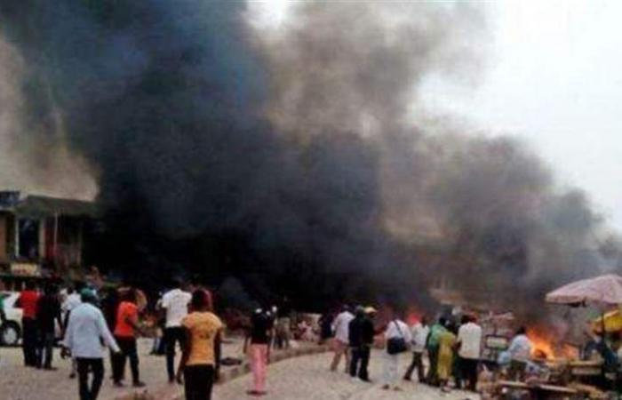دوي انفجارات في مايدوغوري النيجيرية قبيل الانتخابات