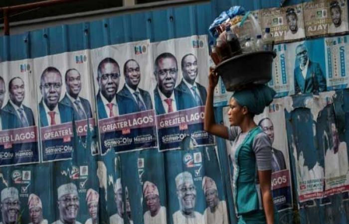 فتح مراكز الاقتراع للانتخابات الرئاسية في نيجيريا