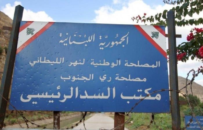 """""""الليطاني"""" باشرت بإزالة مخيم النازحين في العاقبية"""
