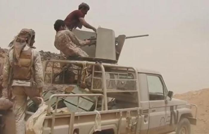 اليمن | الجيش اليمني يحرز تقدماً جديداً باتجاه مركز مديرية كتاف
