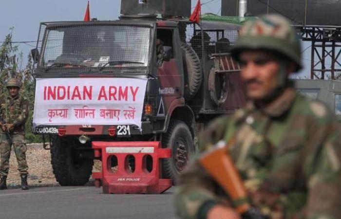 اعتقال نحو 400 ناشط في الشطر الهندي من كشمير