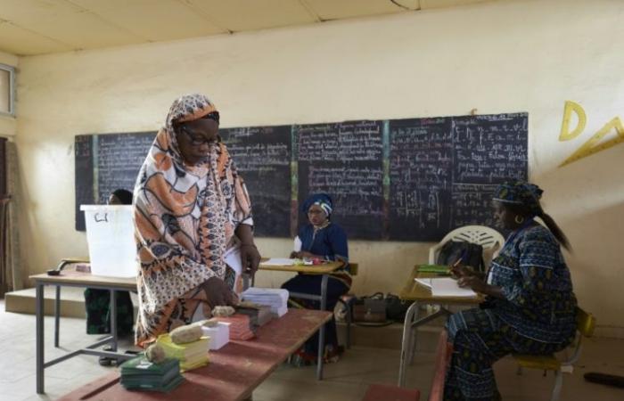 انتخابات رئاسية في السنغال وماكي سال يسعى لولاية ثانية