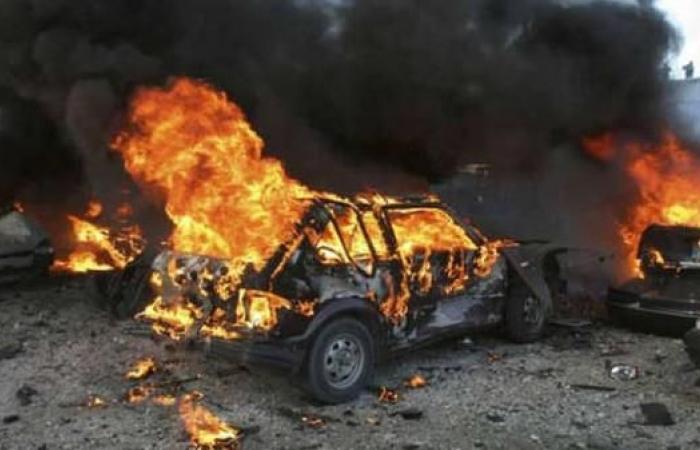 سوريا | مقتل 24 شخصا في انفجار لغم أرضي تركه داعش وسط سوريا