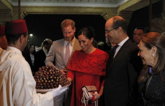 الأمير هاري وميغان يصلان المغرب في أول زيارة رسمية