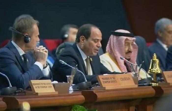 مصر | السيسي يحدد 3 حلول لمواجهة أزمات المنطقة ودحر الإرهاب