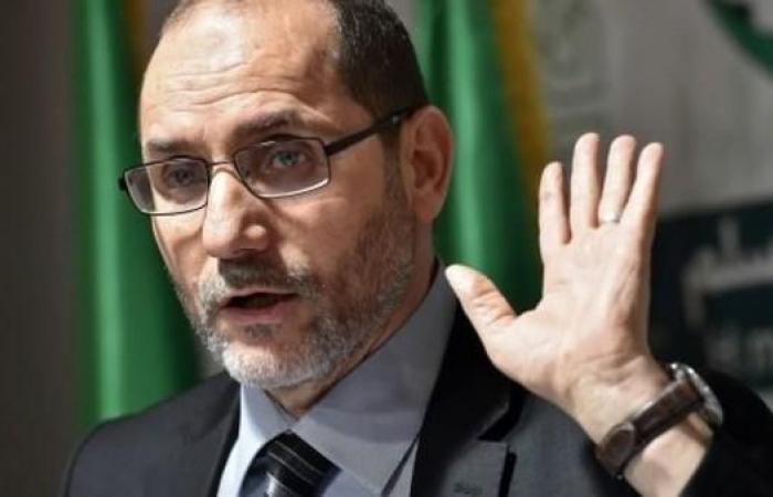 الجزائر.. مقري يرد على تصريحات منسق الحزب الحاكم