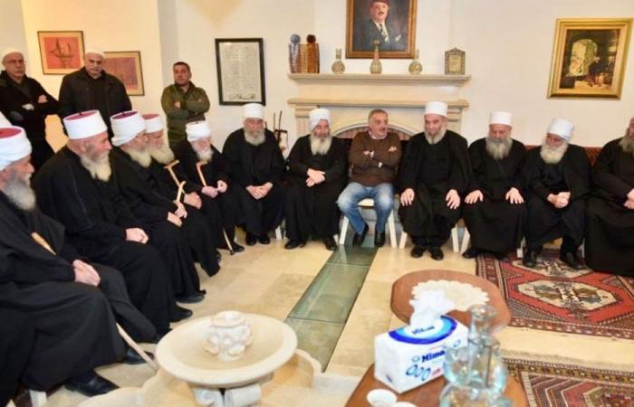 أرسلان: لولا الأسد لكان وضع سوريا ولبنان في مهب الريح