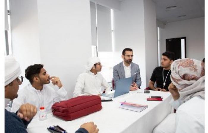الخليج   الجامعة الأمريكيّة في رأس الخيمة تشارك بشهر الابتكار