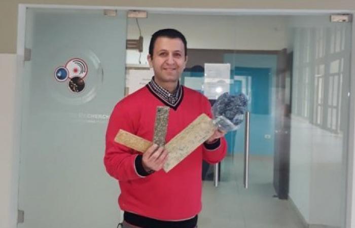 """الدكتور رولان الحاج يُقدّم إنجازًا علميّا جديدًا """"صديقًا للبيئة"""""""