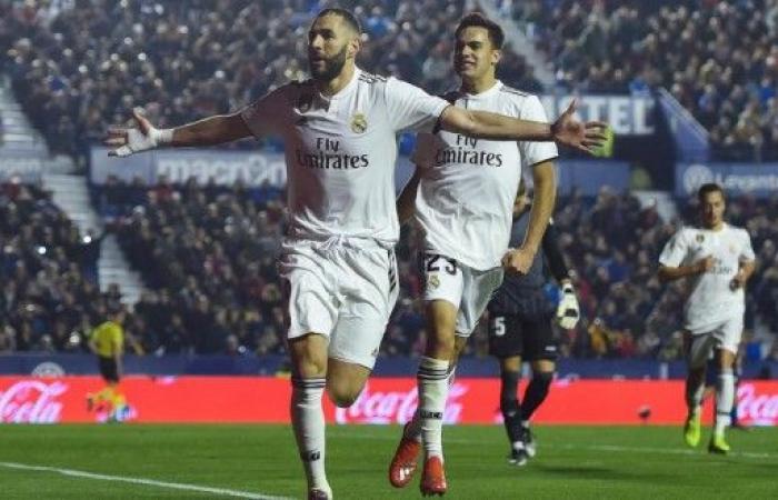 الفار ينقذ ريال مدريد من فخ ليفانتي قبل الكلاسيكو