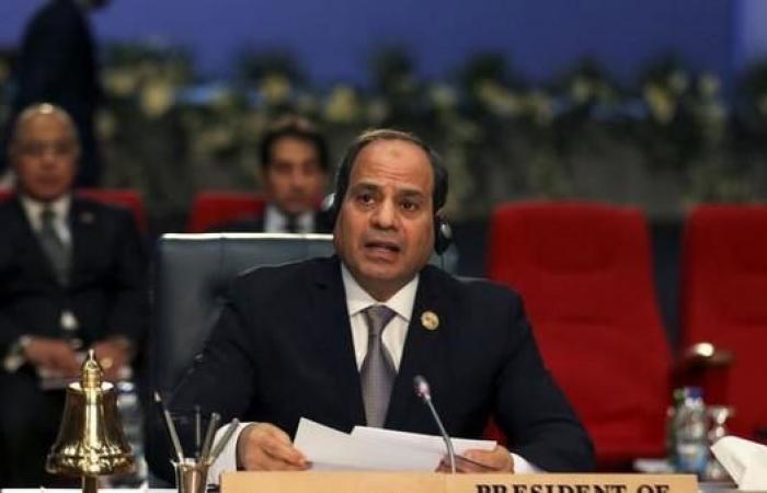مصر | السيسي عن عقوبة الإعدام: نقتص بها ممن يقتلون المصريين