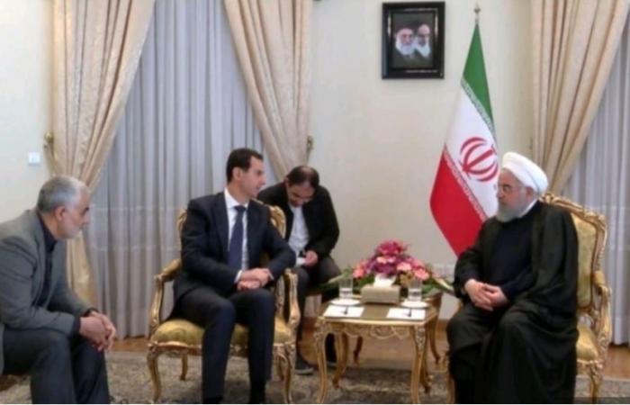 إيران | قاسم سليماني.. أبرز الحاضرين بلقاء الأسد مع قادة إيران