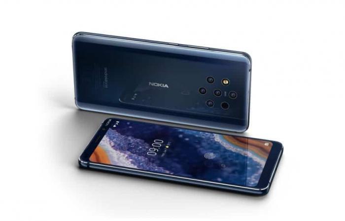 إطلاق هاتف Nokia 9 PureView مع 6 عدسات خلفية