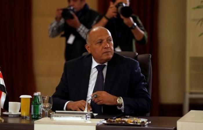 مصر | سامح شكري: توافق أوروبي على رفض سياسات إيران في المنطقة