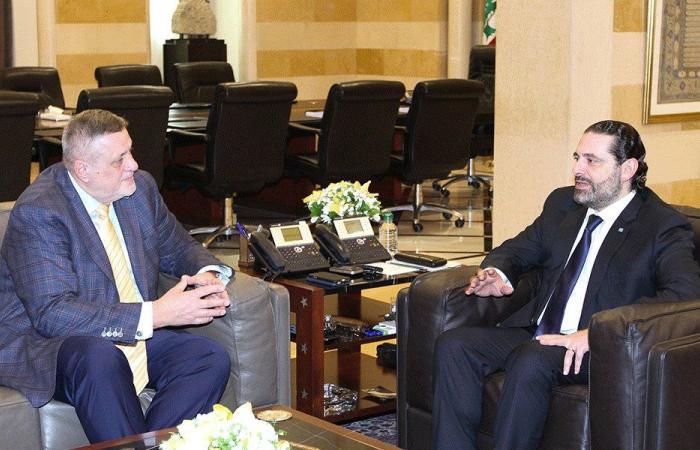 كوبيس زار الحريري: الأمم المتحدة في لبنان لتمتين سيادته