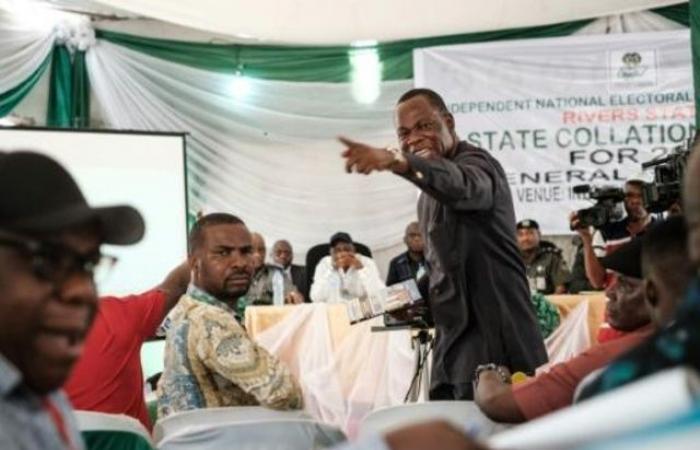 تقدم محمد بخاري في الانتخابات الرئاسية النيجيرية