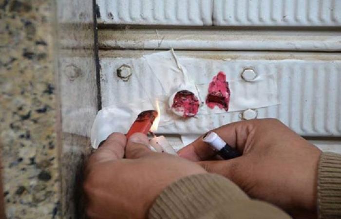 إقفال محل حدادة افرنجي لسوريين في عين قنيا