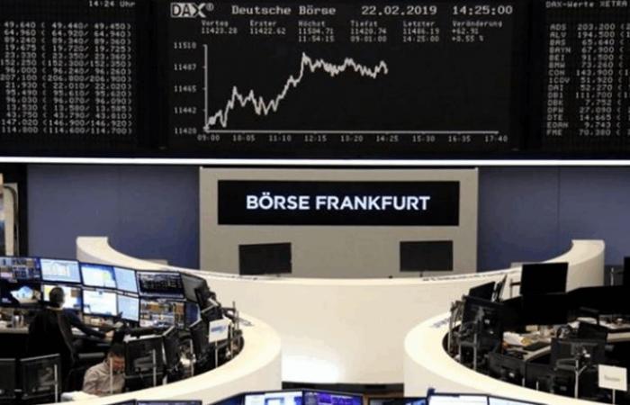 أسهم أوروبا تهبط بسبب 'التشاؤم' التجاري!