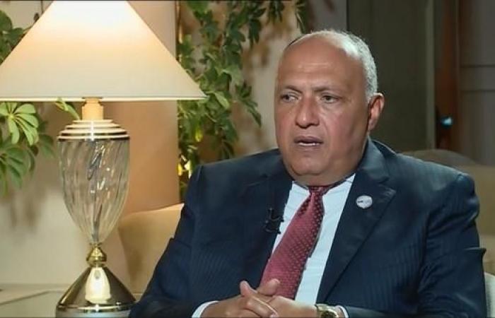 مصر | شكري: قادة أوروبا يريدون من إيران وقف تدخلاتها بالمنطقة