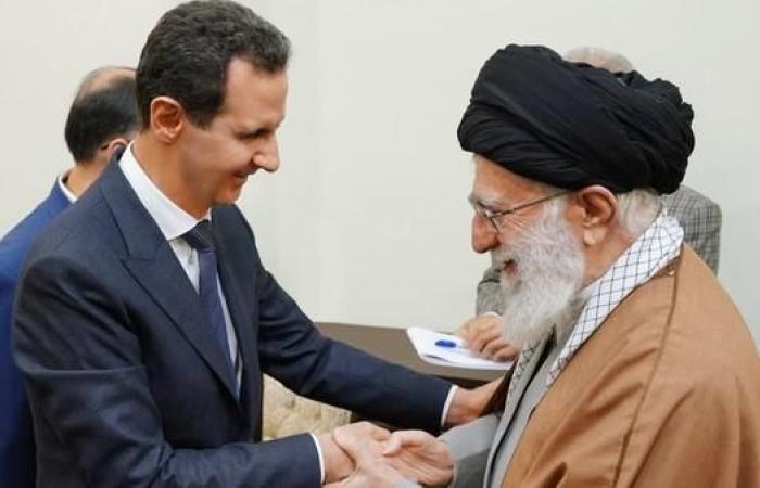 إيران | تفاصيل زيارة الأسد إلى طهران.. ودور قاسم سليماني!