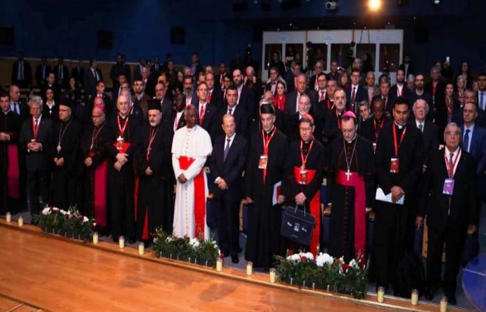"""عون: للحفاظ على لبنان """"وطن الرسالة"""" ومواجهة التطرف"""