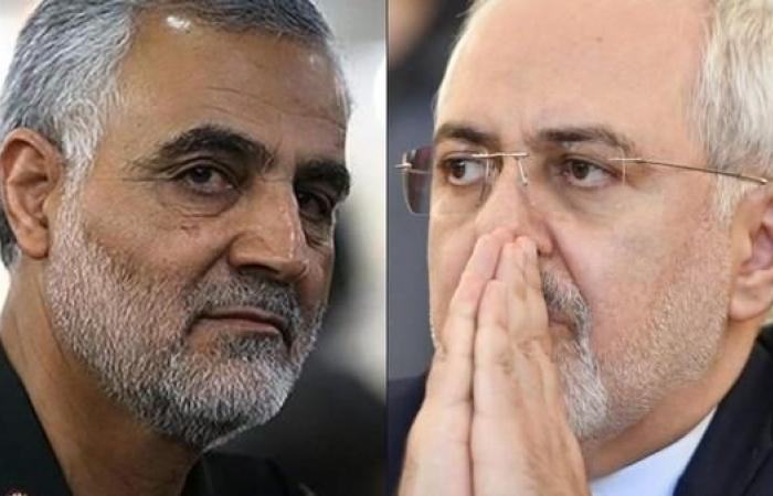 إيران   سليماني: ظريف مدعوم من خامنئي ومسؤول عن الخارجية