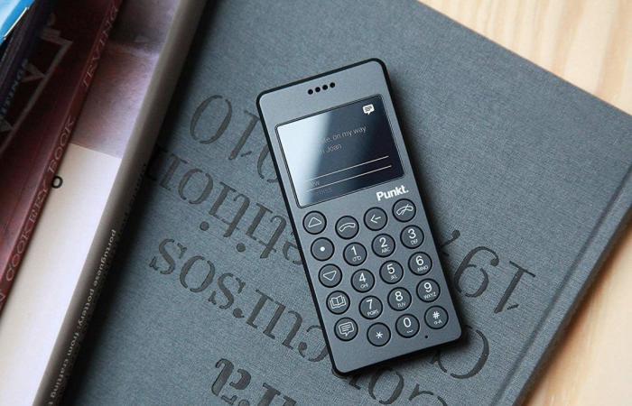 هاتف غبي لعلاج إدمان الهواتف الذكية