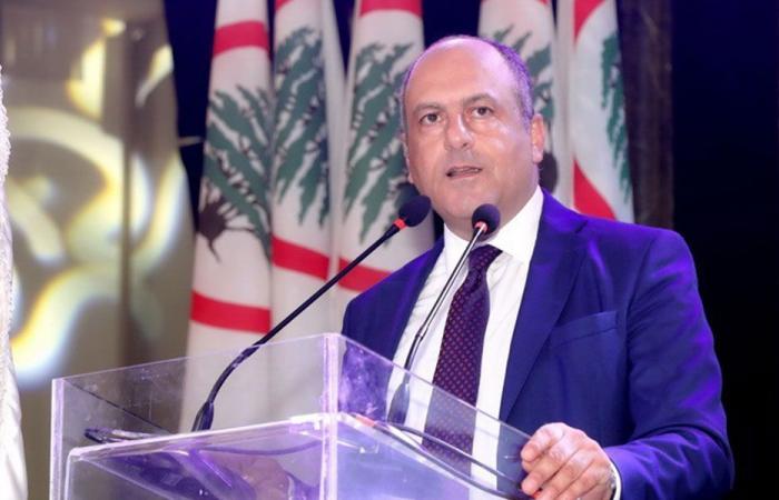 """بو عاصي: ننحني أمام شهداء تفجير """"سيدة النجاة"""" الاجرامي"""