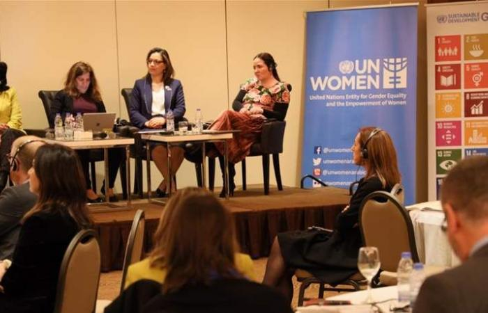 تبادل للخبرات حول إنهاء العنف ضدّ النساء في الحياة السياسيّة والعامة