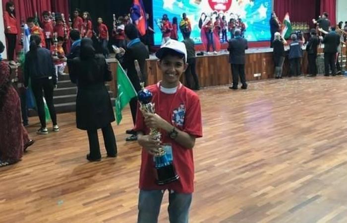 الخليح | قصة طفل سعودي أبهر العالم بذكائه وتفوق على 9 آلاف