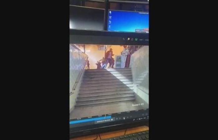 مصر | مشاهد قاسية.. لهب الإنفجار يأكل ضحايا حريق محطة رمسيس (فيديو)