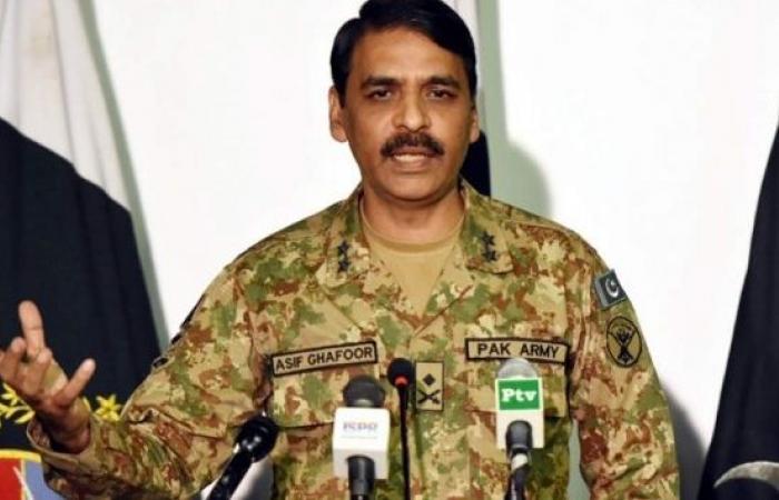 """الجيش الباكستاني: """"لا تريد حربًا"""" مع الهند"""