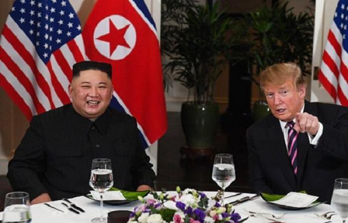 فشل التوصل إلى اتفاق بين كيم وترمب