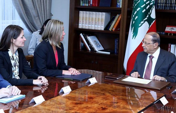عون: لبنان لا يتحمّل وجود غريب آخر!