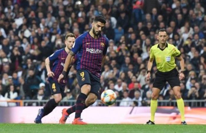 برشلونة يسحق الملكي بالثلاثة ويقصيه من كأس الملك
