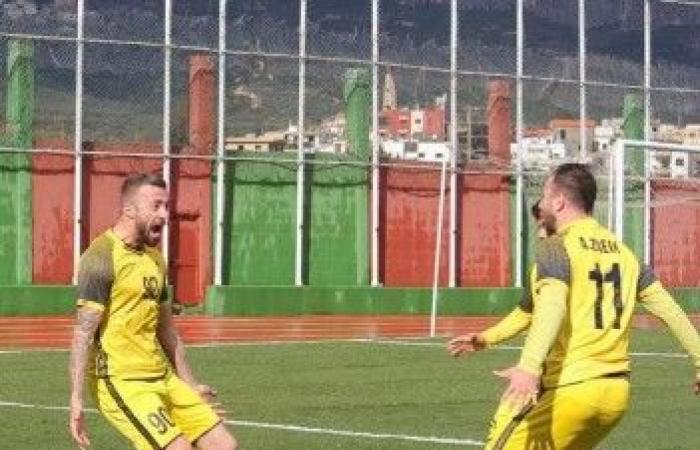 المرحلة السابعة عشرة من الدوري اللبناني لكرة القدم