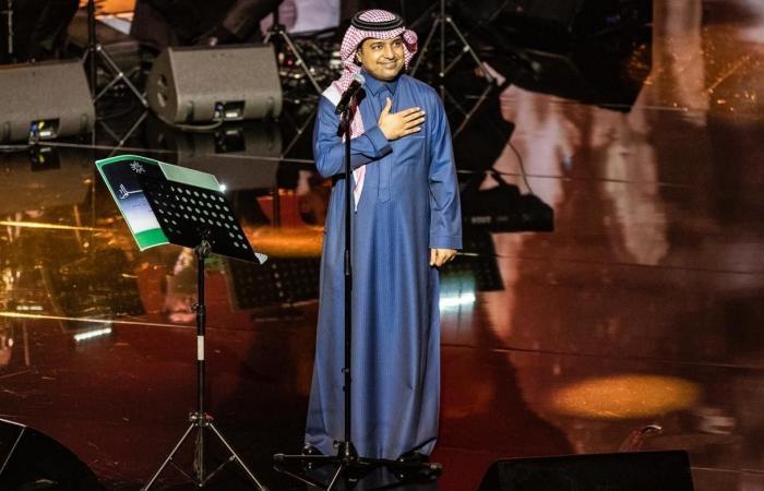 الخليح | تركي آل الشيخ يرعى حفل بلفقيه ويعلن عن معهد للموسيقى