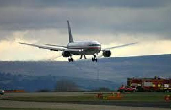 هبوط اضطراري لطائرة كندية في نيويورك ولا إصابات