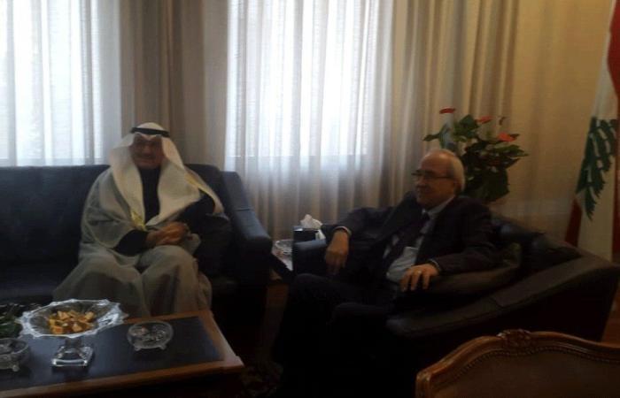 سرحان: الكويت مستعدة للمساعدة في ترميم قصور العدل