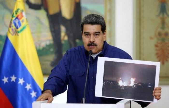 """مادورو يدعو إلى """"مقاومة شعبية"""" في ظلّ أزمة الكهرباء"""