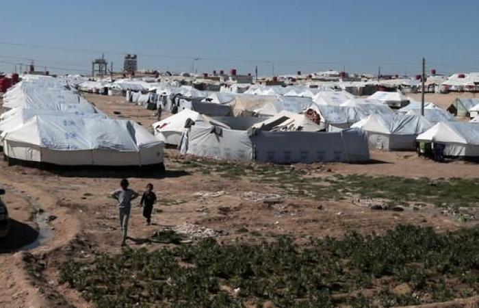 العراق   الصليب الأحمر: 20 ألف عراقي قد يعودون من سوريا قريباً