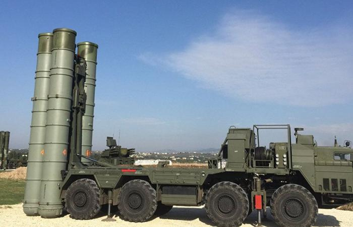 روسيا تنشر منظومتها الحديثة المضادة للصواريخ قرب سان بطرسبورغ