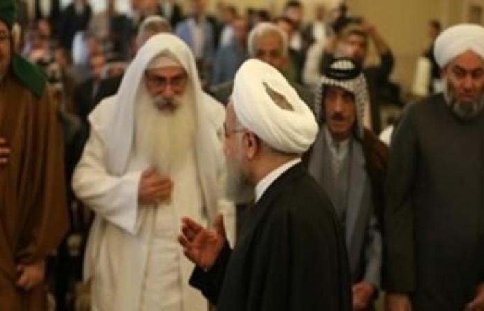 العراق | العراق..روحاني يخرق العرف الدبلوماسي ويلتقي بقادة عشائر