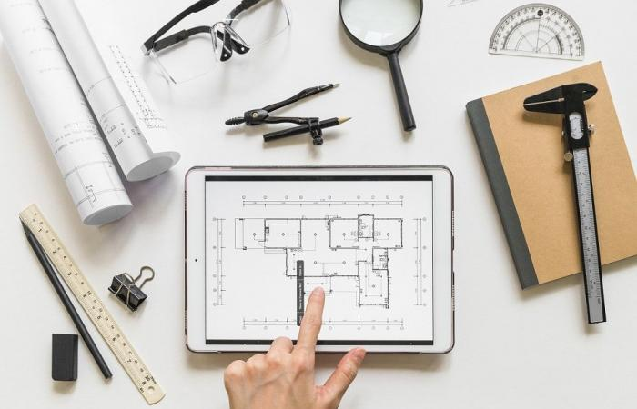 6 تطبيقات مهمة للمهندسين المعماريين