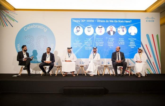 سيسكو: 4 عوامل متوقعة لنمو الإنترنت في الشرق الأوسط وإفريقيا…