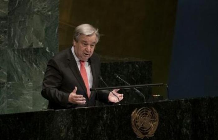غوتيريش يناقش ميزانية الأمم المتحدة مع الإدارة الأميركية الأربعاء