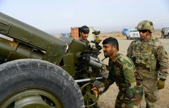 """""""نيران صديقة"""" تودي بحياة خمسة جنود أفغان في أفغانستان"""