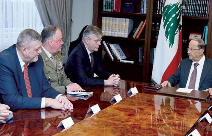 الأمم المتحدة تطالب بتعزيز حضور الجيش اللبناني في الجنوب